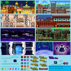 Sonic Colors zone introduction by TrishRowdy