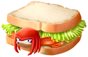 Knuckle Sandwich (Dine and Dash event)