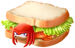 Knuckle Sandwich (Dine and Dash event) by TrishRowdy