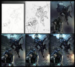 Dishonored Thief process