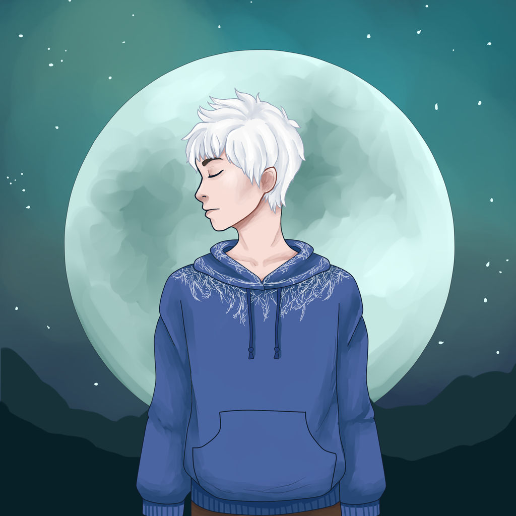 Jack Frost By Llmascanbepurple On Deviantart