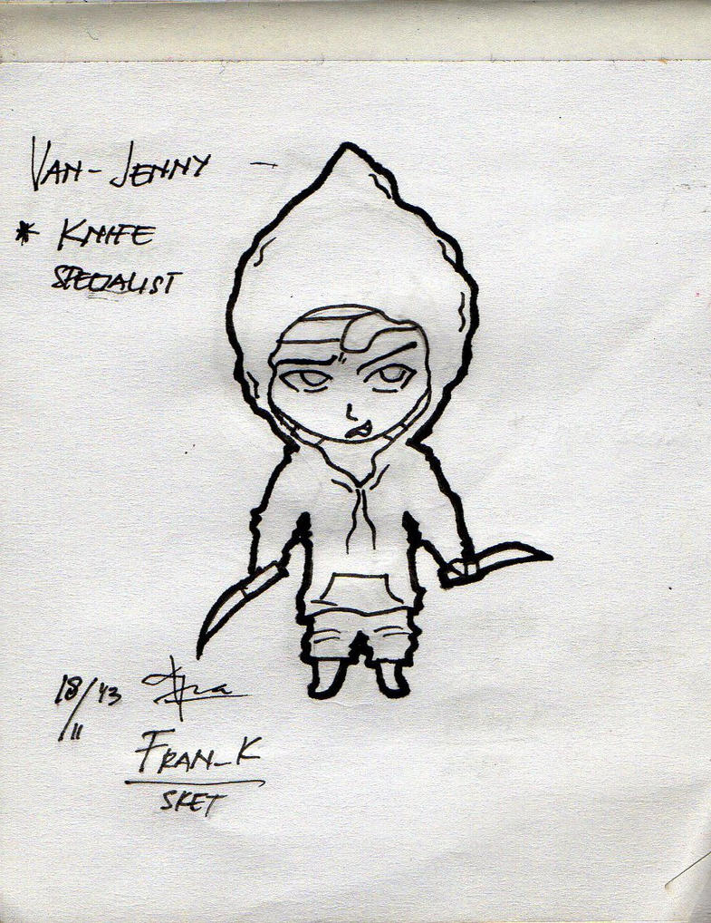 Van-Jenny by franksiska