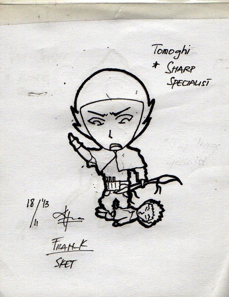 Tomoghi by franksiska