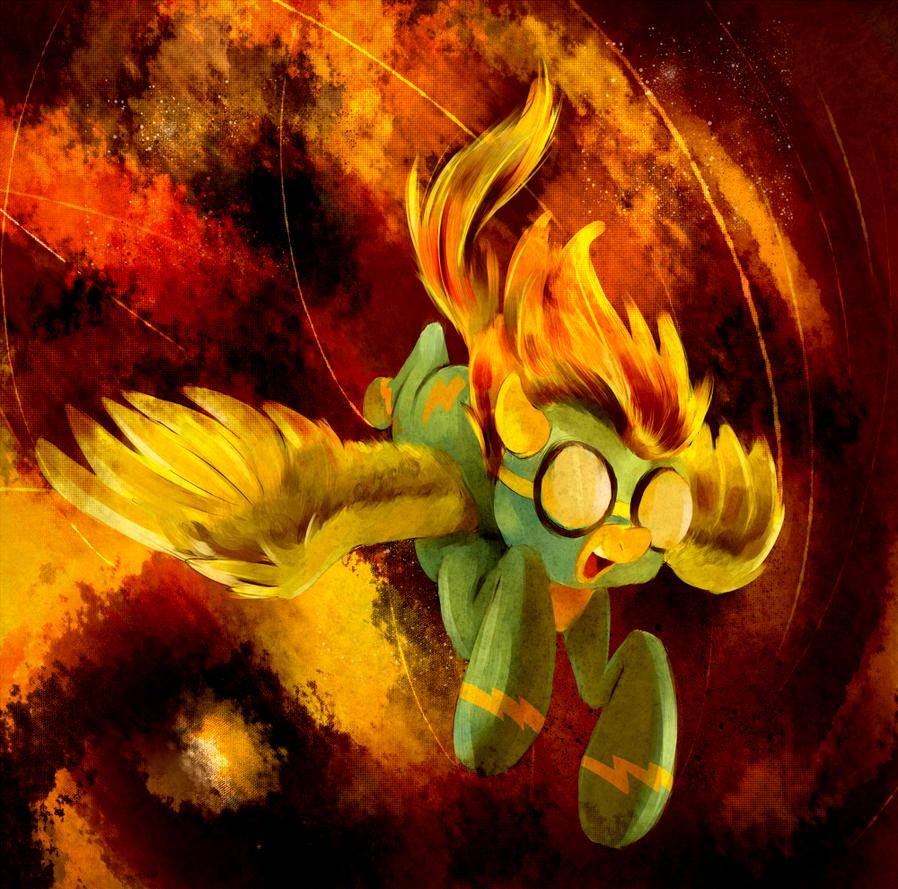 Skies On Fire by sbshouseofpancakes