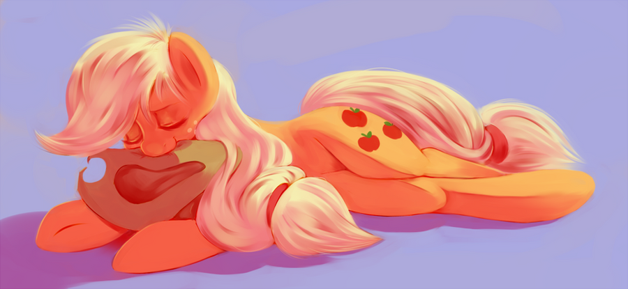 Appleprint by sbshouseofpancakes