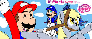 If Mario Was In...