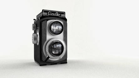 Old Cameras - 3D and Real