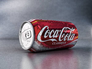 Coca Cola Can - High Poly