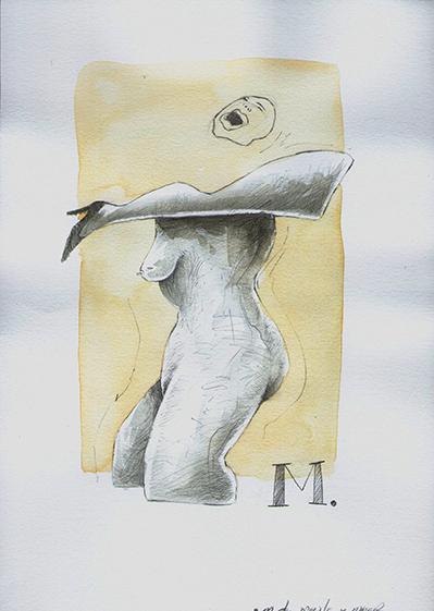 M by tierraboca