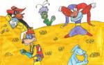 Hitting The Jackpot by AnimatedTigerGirl
