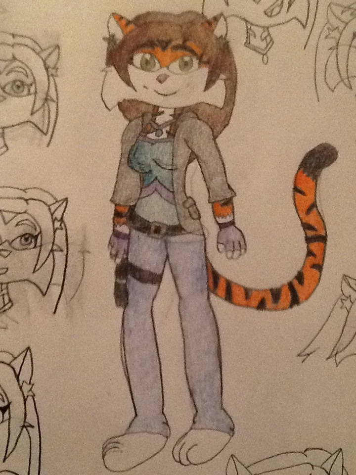 AnimatedTigerGirl's Profile Picture