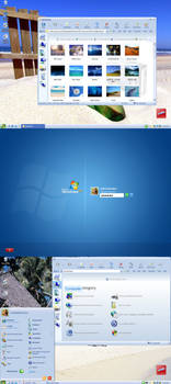 Windows Concept: 'Island'