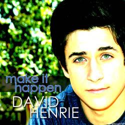 David Henrie album manip front by suppressed-desires