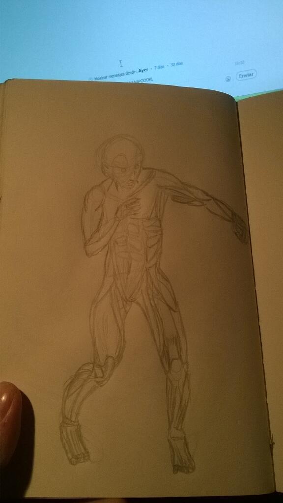 Sketch 1 by 123nukume