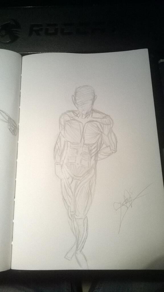 Sketch 2 by 123nukume