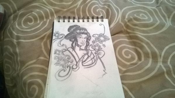 Draws by 123nukume