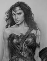 Wonder Woman by lcsanders