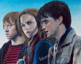 Potter by lcsanders