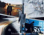 Christopher Nolan by lcsanders