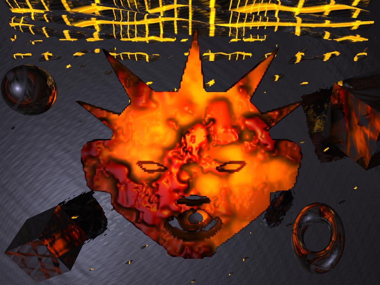 8-bit Rage by djbeyonder