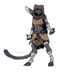 Commisssion - Dnd character