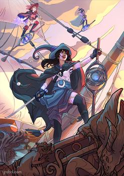 la Isabella: PirateWitchery
