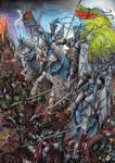 warhammer high elves vs orcs
