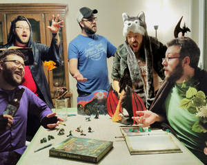 Dungeons and Dragons Multiplicity