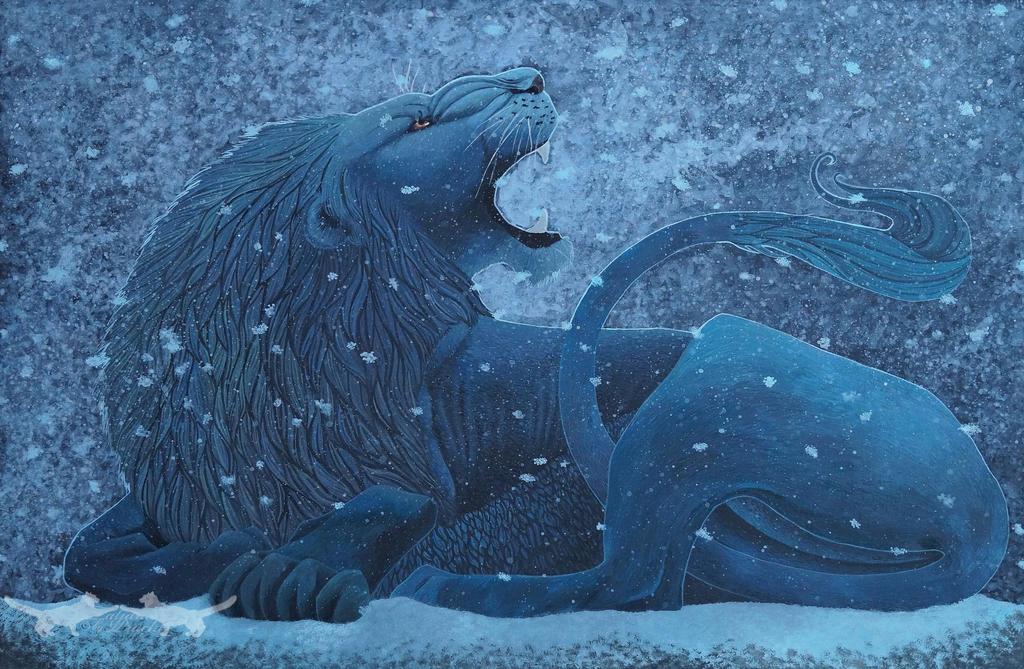 Roarfrost by Alextiy