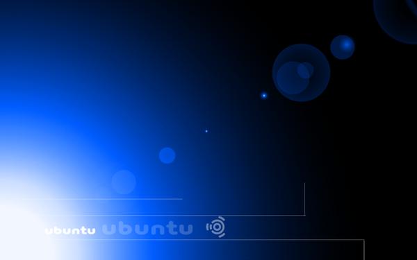 Blue Flare Ubuntu Studio by TheGrayson
