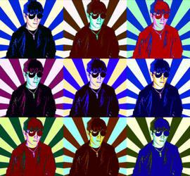 Andy Warhol by TheGrayson