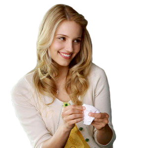 Dianna Agron PNG by angelshedgehog