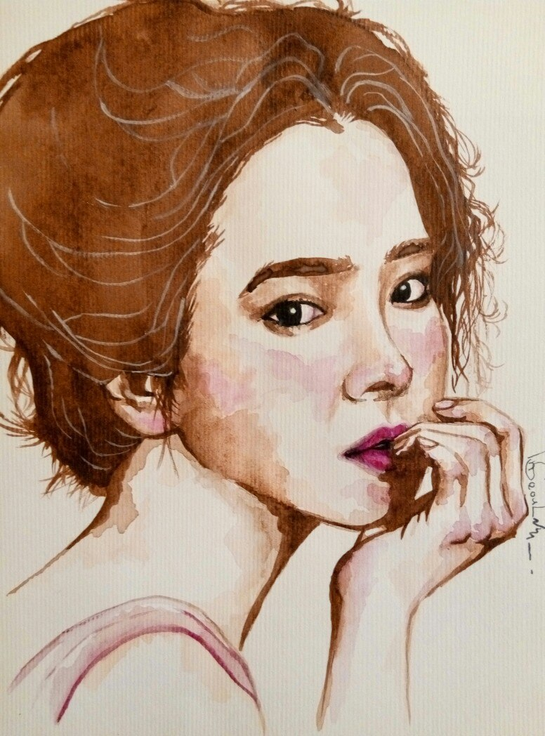 The one and only Song Ji Hyo by inseoul