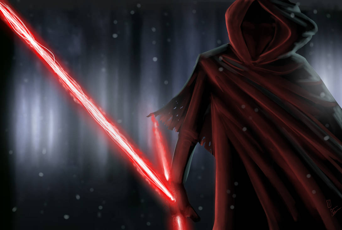 Star Wars: The Force Awakens by 8comicbookman8