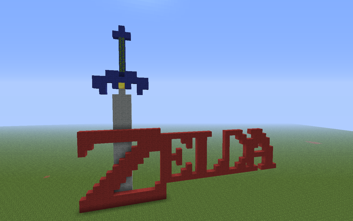 how to build a sword in minecraft pc