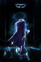 Joker by ElisabethDear