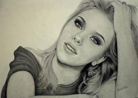 Scarlett Johansson by Daviddiaspr