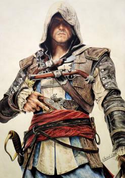 Edward Kenway - Assassin's Creed Black Flag