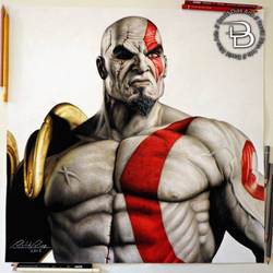 Kratos - The Ghost of Sparta