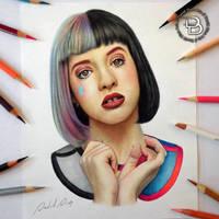 Melanie Martinez by Daviddiaspr