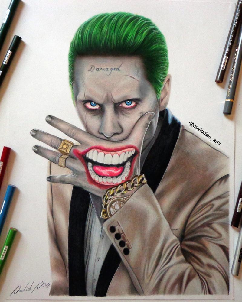 Джокер рисованы картинки