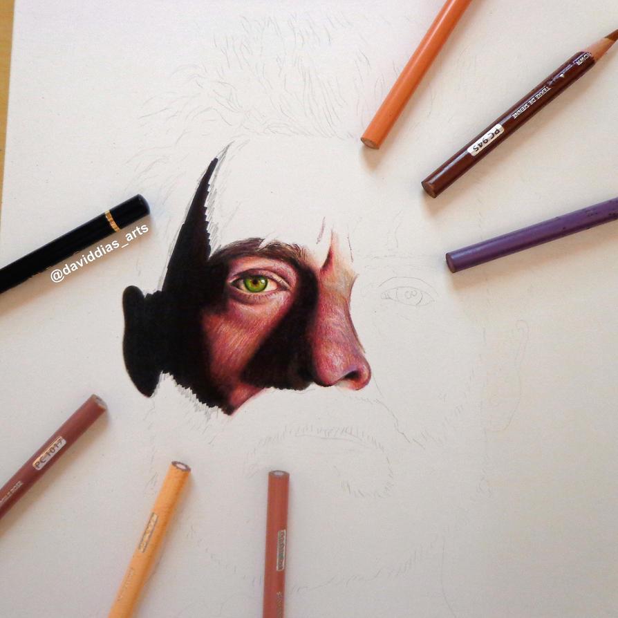 Logan - Work in progress by Daviddiaspr