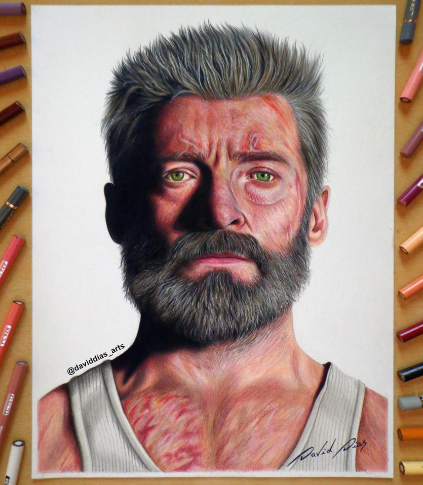 Logan by Daviddiaspr