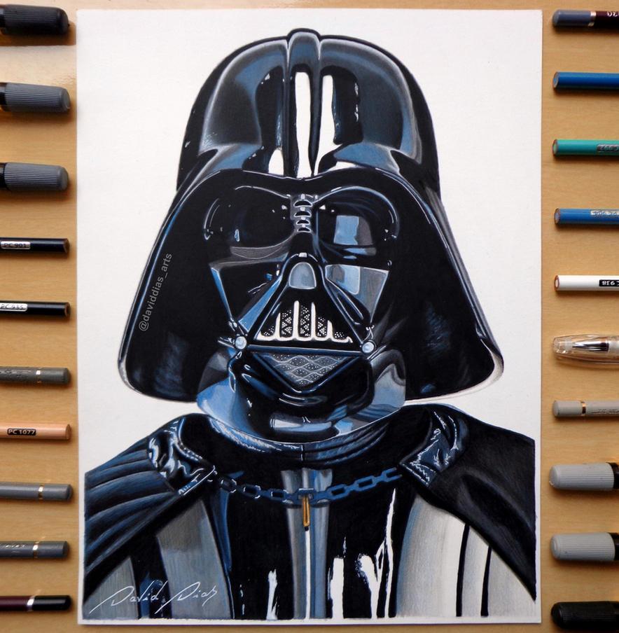 Darth Vader | By: David Dias by Daviddiaspr