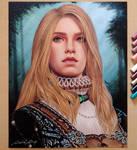 Vivienne de Tabris (The Witcher 3)