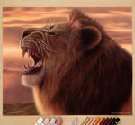 Simba - The King of Pride Rock