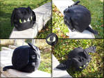 Toothless cube! (Old style) by WhimsicalSquidCo