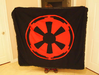 Star Wars blanket comission- Imperial side by WhimsicalSquidCo