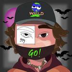 artwork for the kid laroi and juice wrld