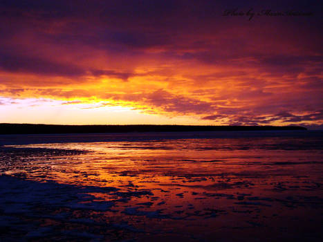 12 January sunrise 1